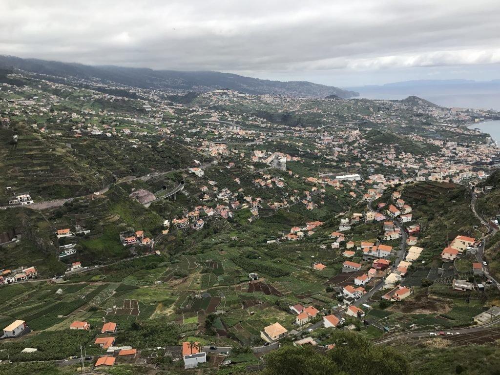 Ilha da Madeira e suas casinhas