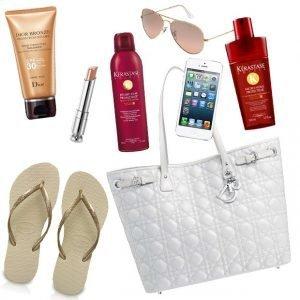 o que levar na mala no verão