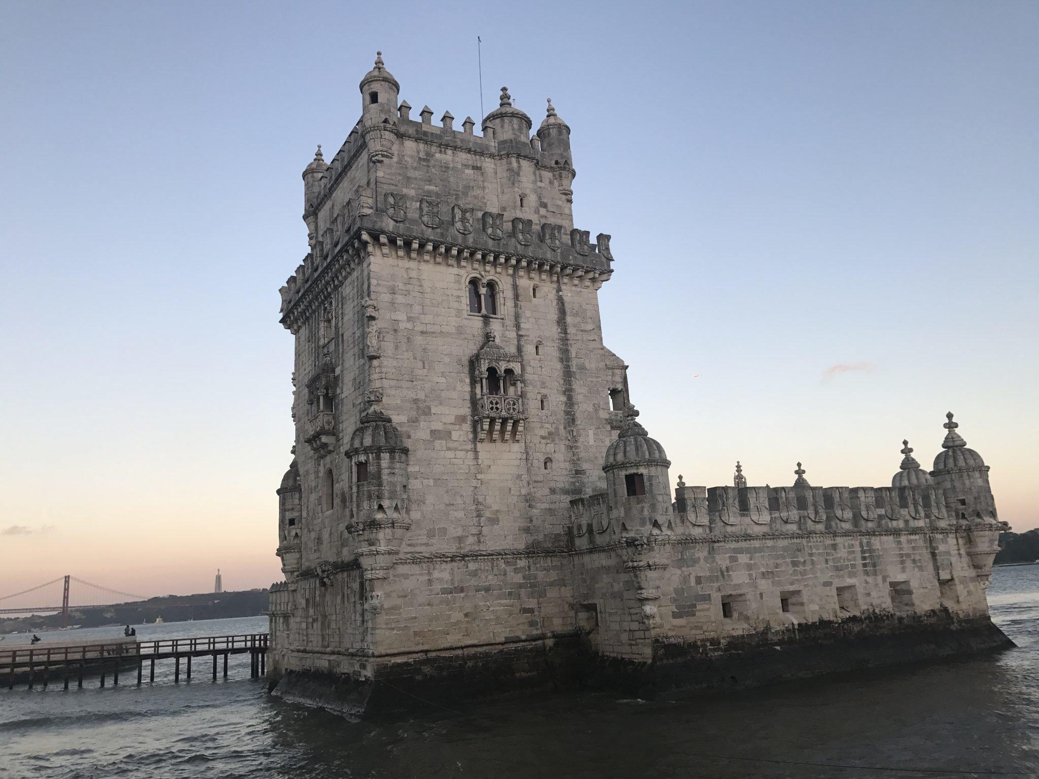 passeios indispensáveis em Lisboa - Torre de Belém - Lisboa