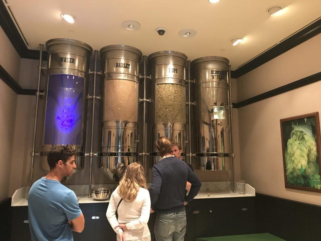 Tour na Heineken Experience - Amsterdam