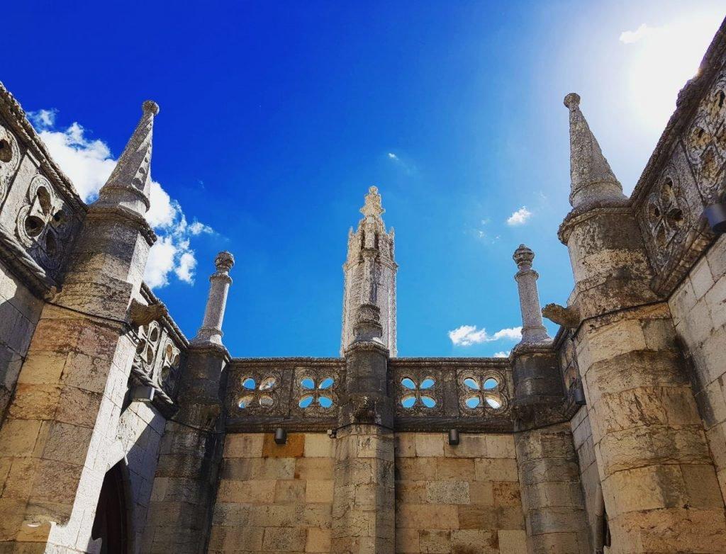 Interior da Torre de Belém, Lisboa