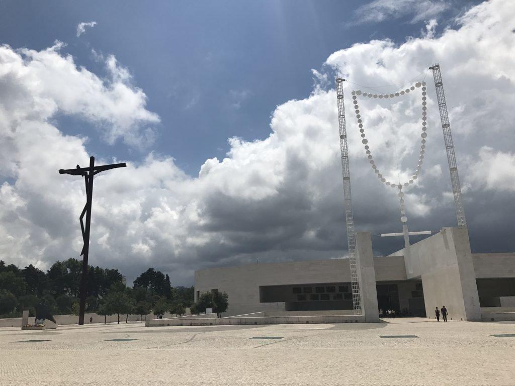 Basílica da Santíssima Trindade, Santuário de Fátima