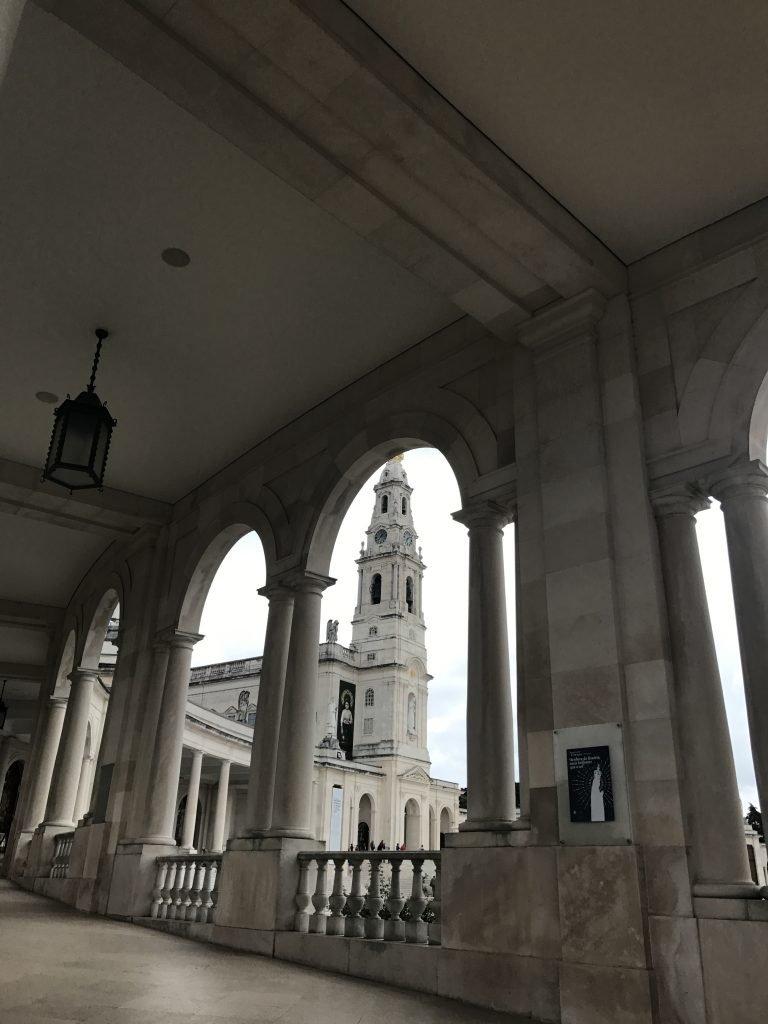 Basílica Nossa Senhora de Fátima, Portugal