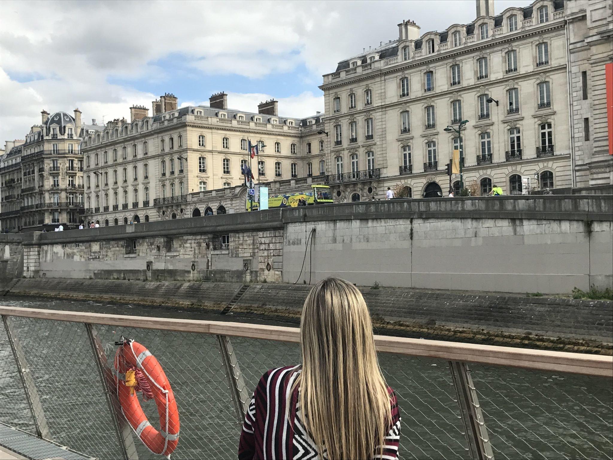 Paris: fazendo um cruzeiro pelo Rio Sena