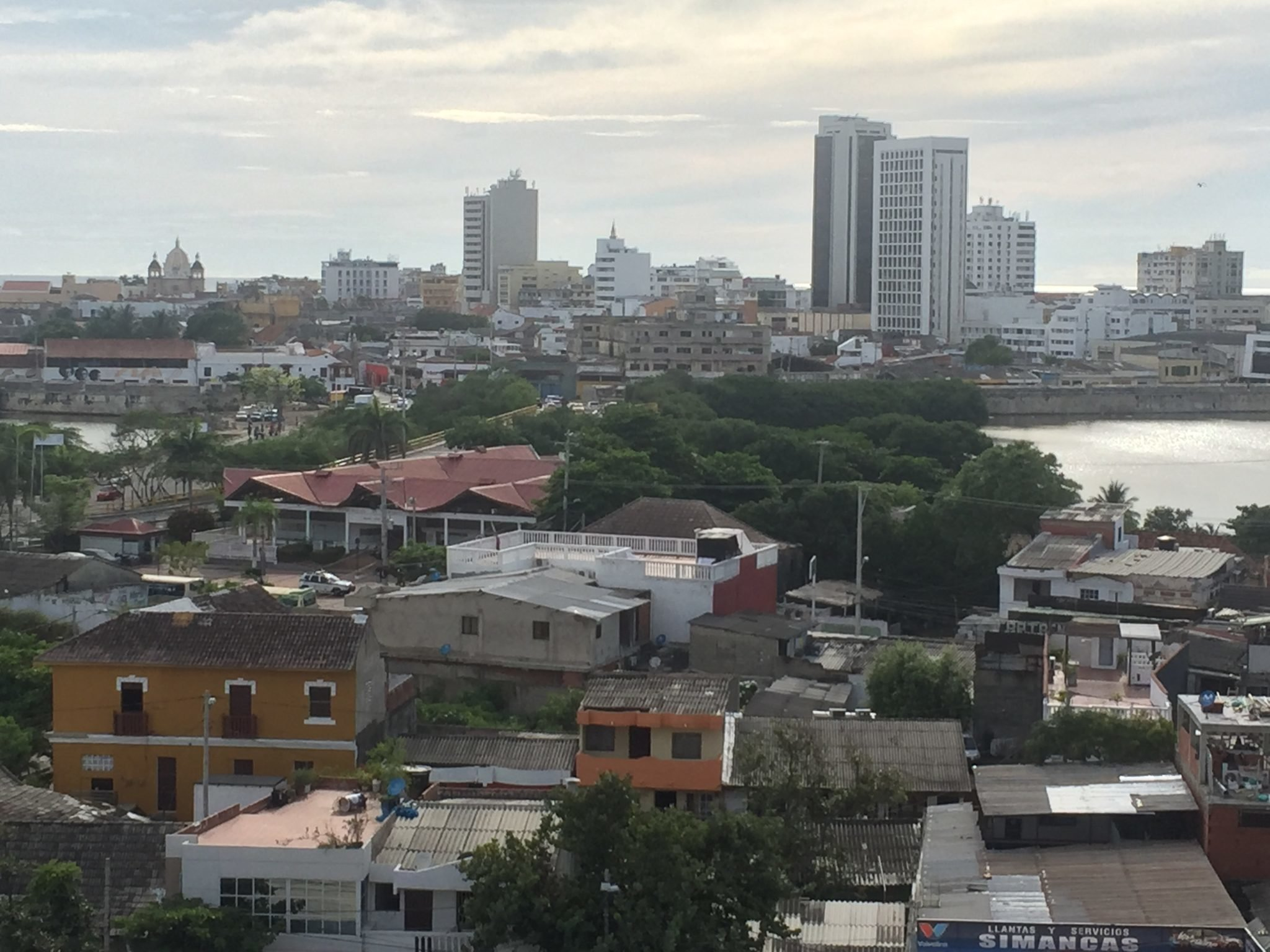Onde ficar em Cartagena da Índias