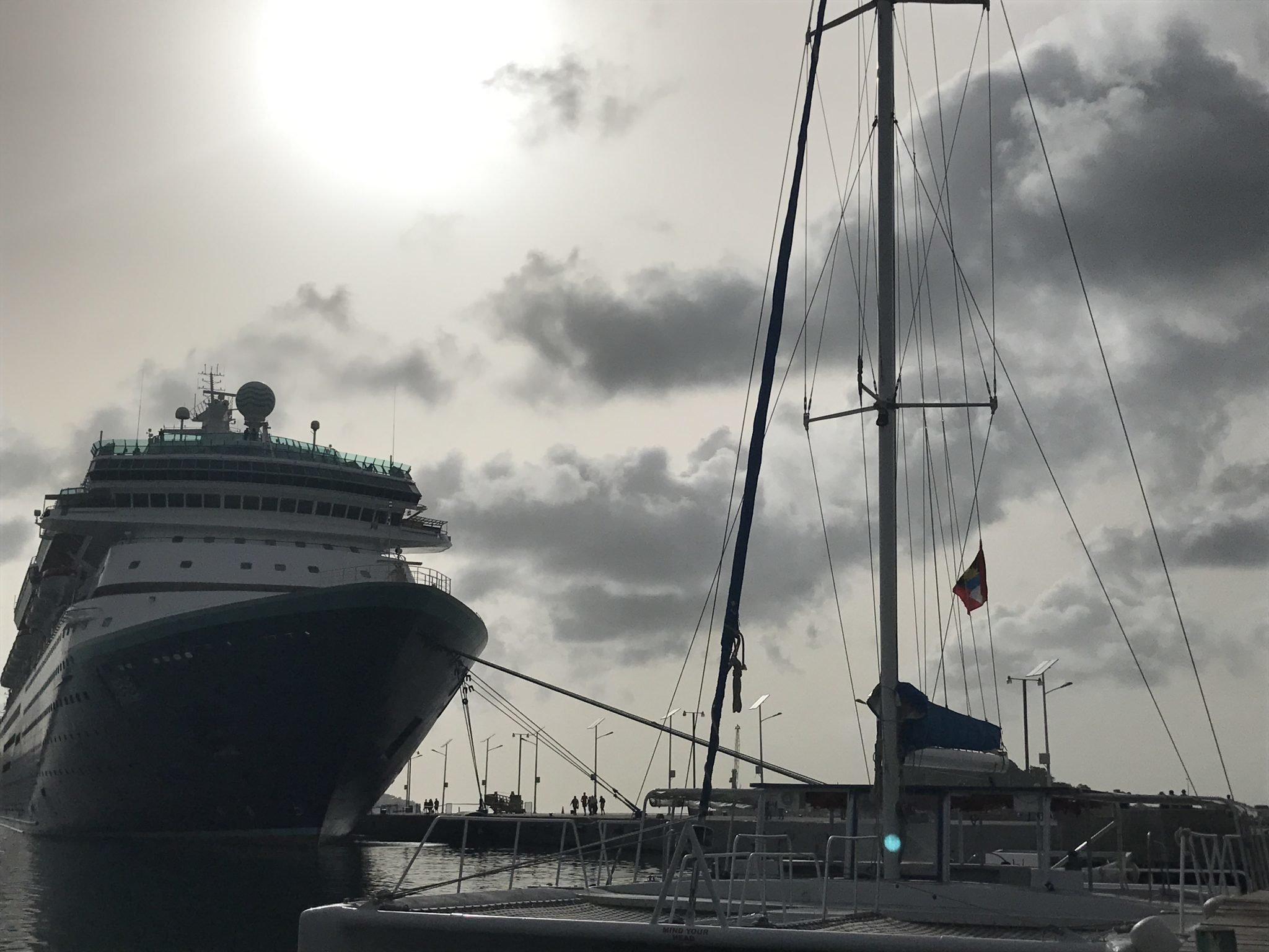 Viagem de navio: como funciona o procedimento de desembarque?
