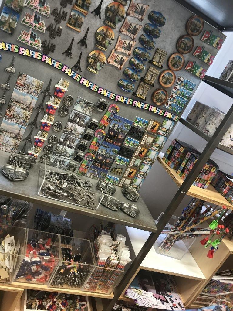 Loja de gifts - Galeria Lafayette