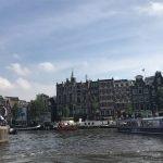 Cruzeiro ou passeio de barco pelos canais de Amsterdam