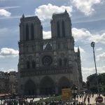 Paris: a tão conhecida Catedral de Notre Dame