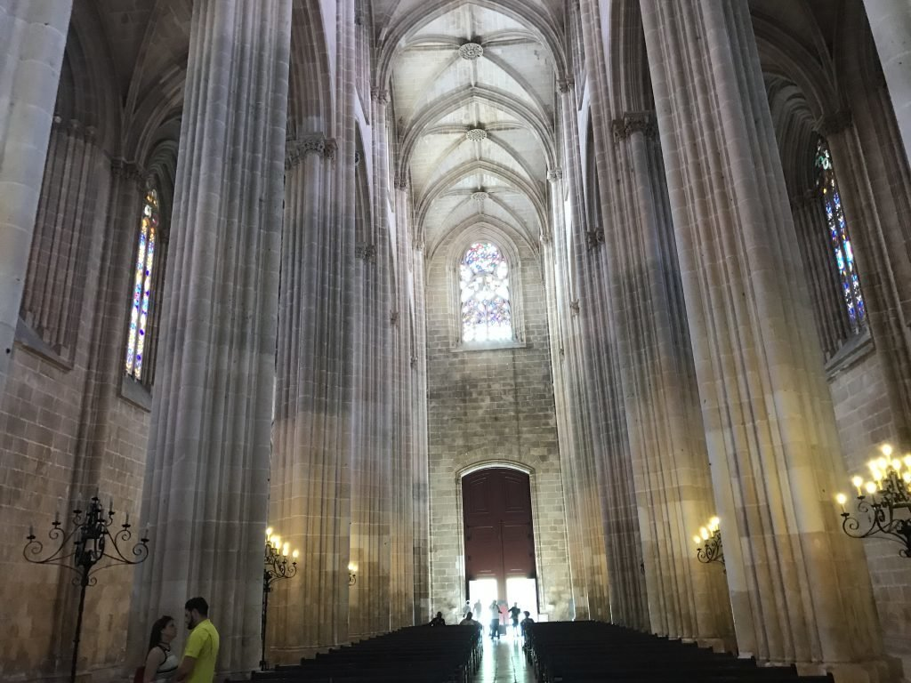 Igreja - Mosteiro da Batalha, Batalha, Portugal