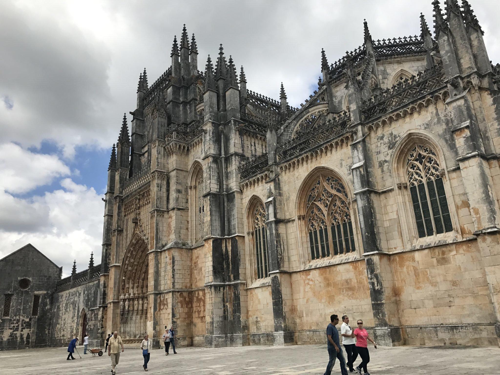 Mosteiro da Batalha - Batalha - Portugal