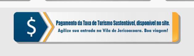Taxa em Jericoacoara