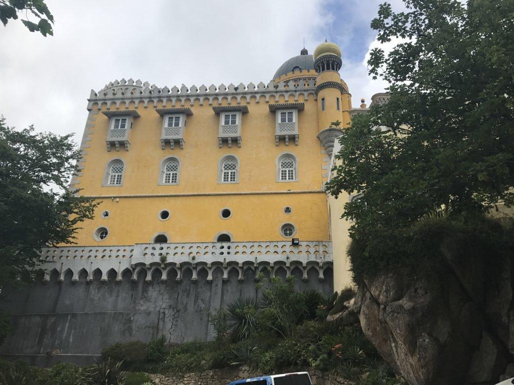Palácio da Pena - Sintra - Portugal