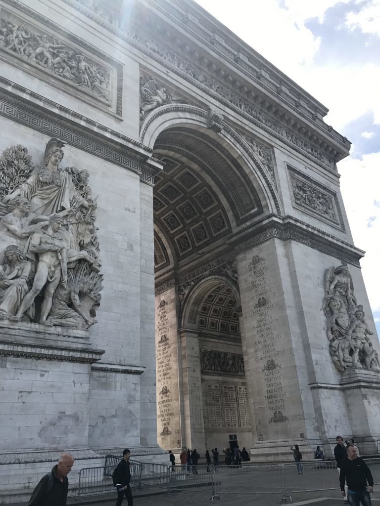 Arco do Triunfo - Paris