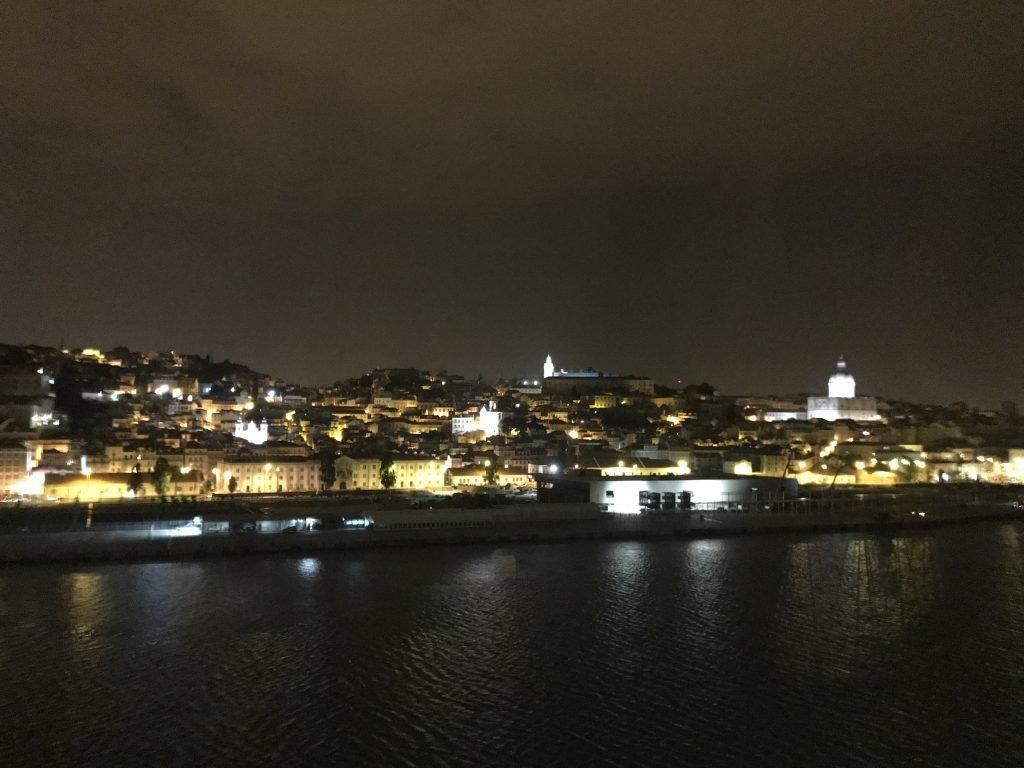 chegando em Lisboa - Portugal