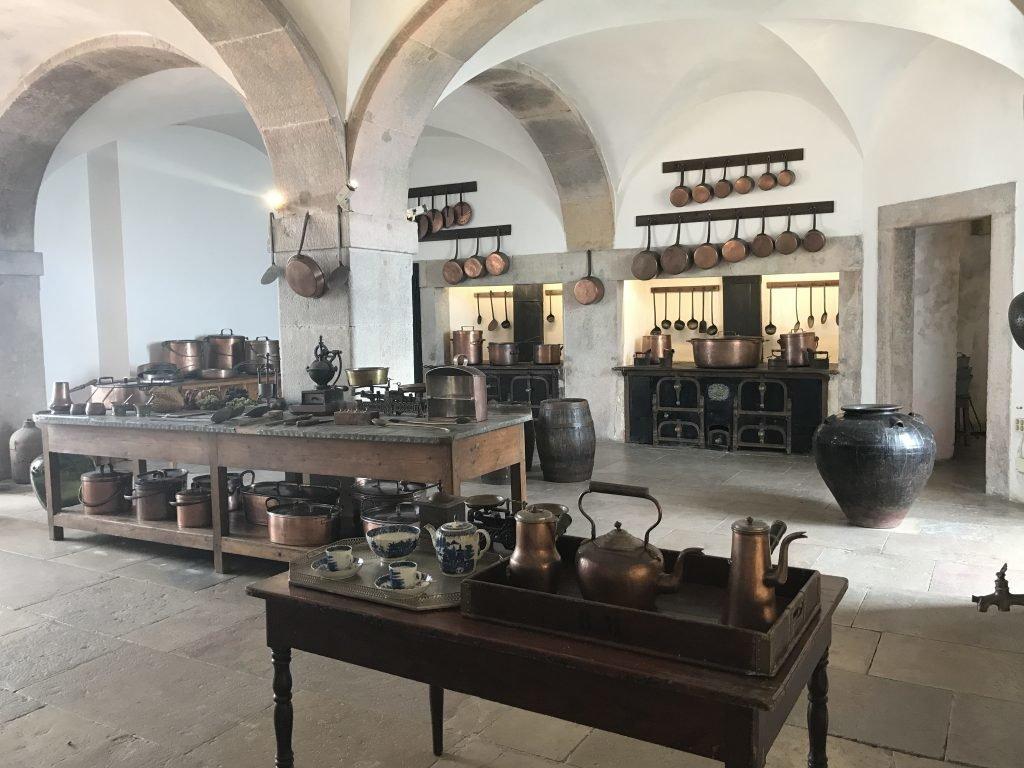 Cozinha do Palácio