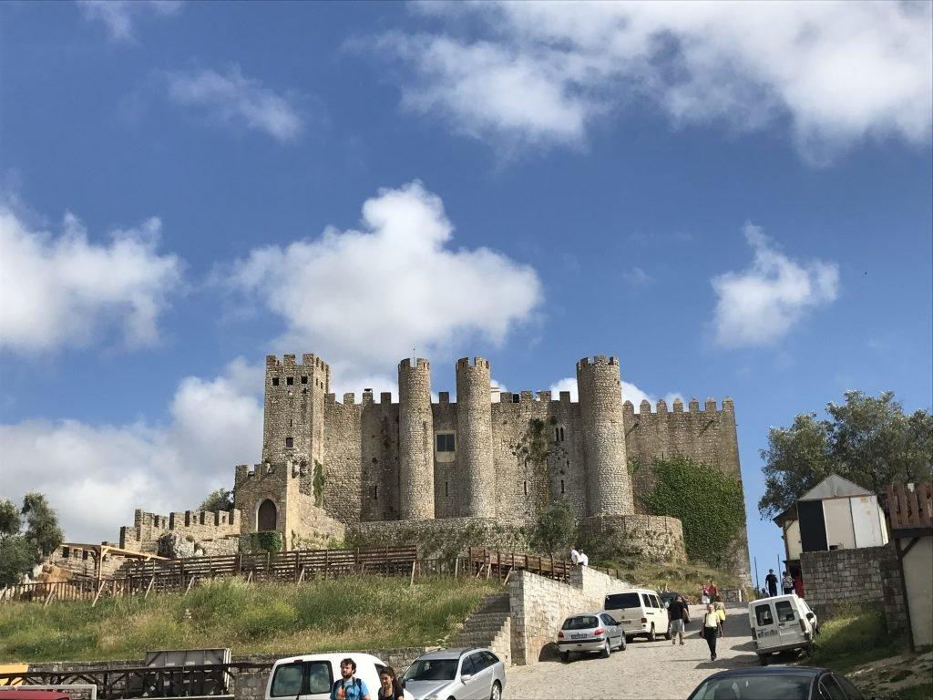O Castelo de Óbidos