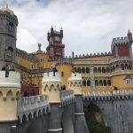 Sintra: o colorido Palácio da Pena