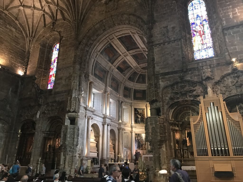 Igreja do Mosteiro - Lisboa