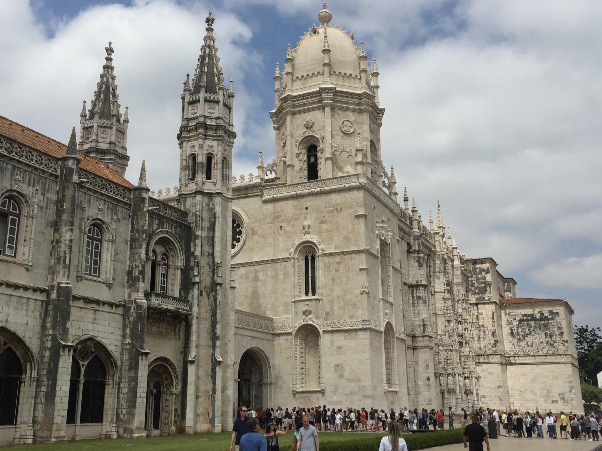 Mosteiro dos Jerônimos - Lisboa
