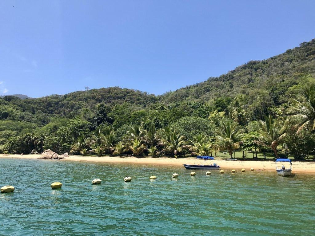 Praia de Ubatubinha - Ilha Grande