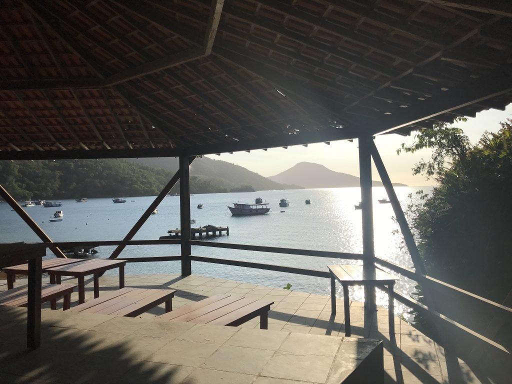 Praia do Bananal - Ilha Grande
