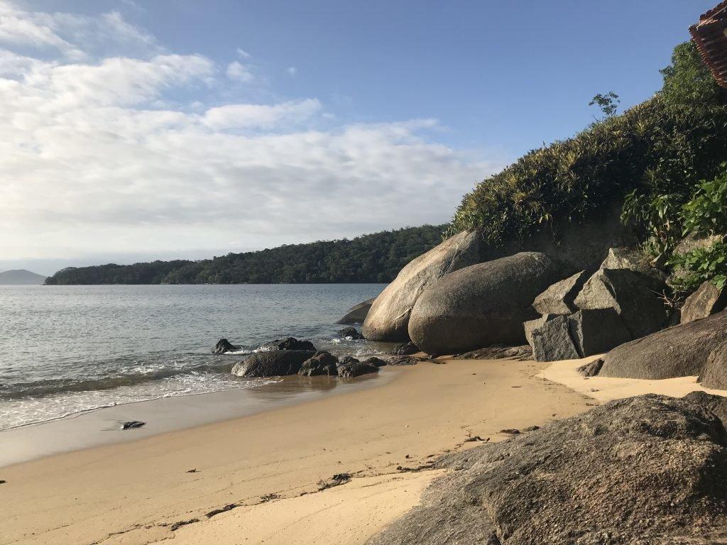 Praia do Demo - Ilha Grande