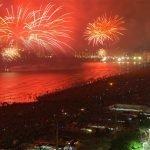 Como é o Reveillon em Santos, litoral de São Paulo?