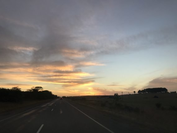 Road Trip do Brasil ao Uruguai