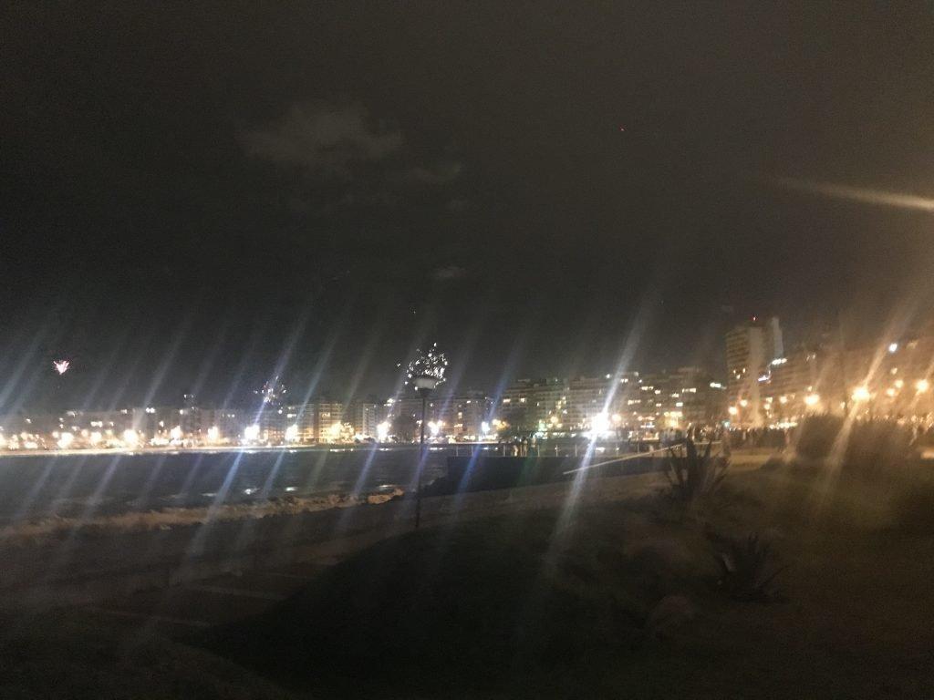 Reveillon em Montevideo