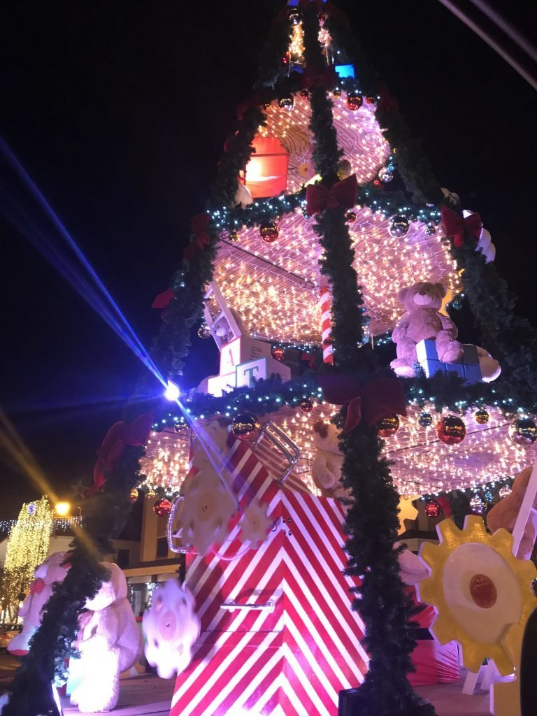 Decoração de Natal em Gramado