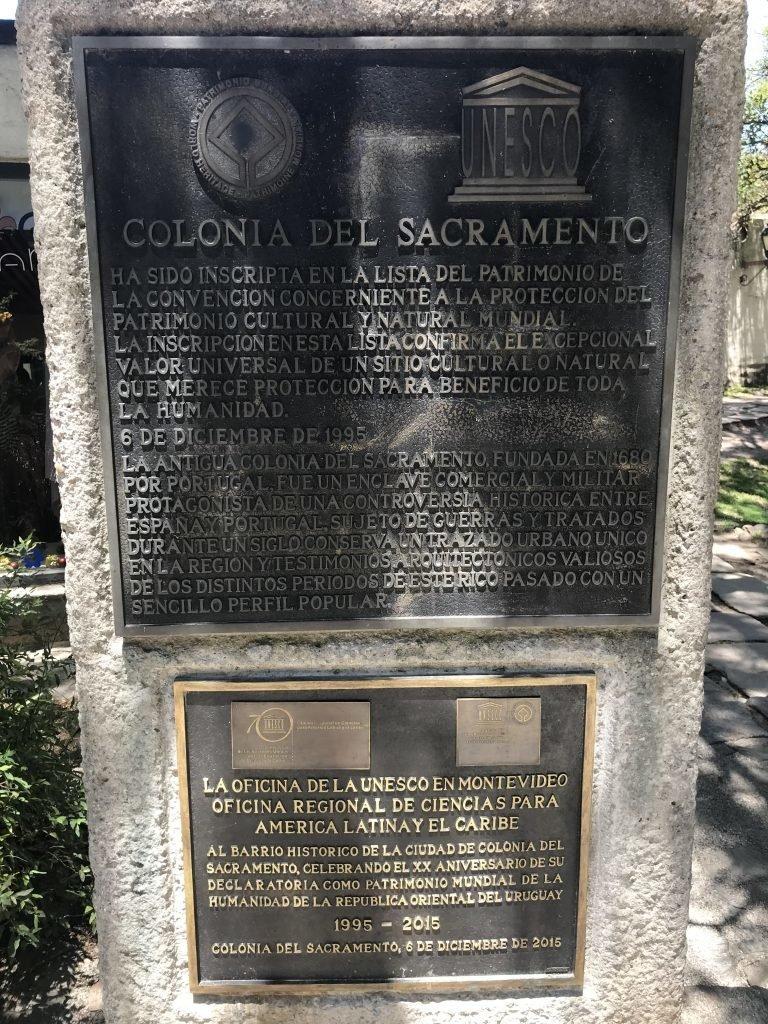 Colônia do Sacramento - Patrimônio pela Unesco