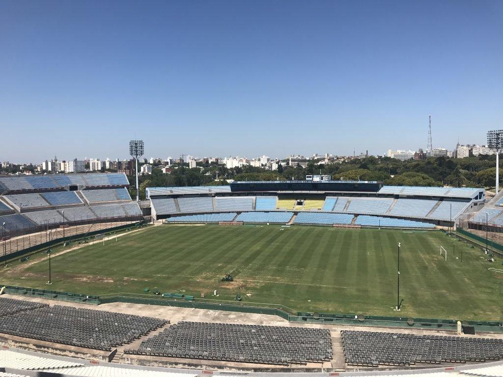 Estádio Centenário - Montevideo