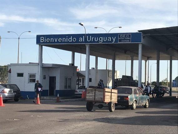 Fronteira do Brasil com o Uruguai