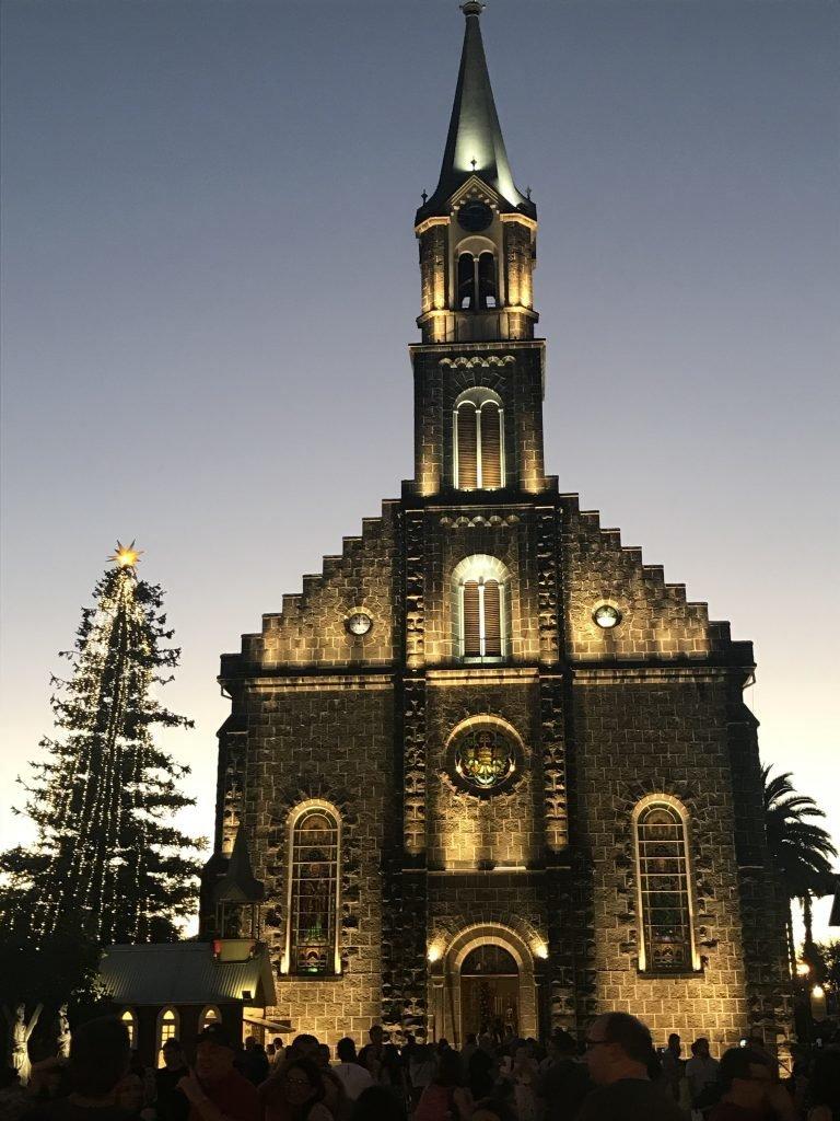 Igreja Matriz de São Pedro em Gramado