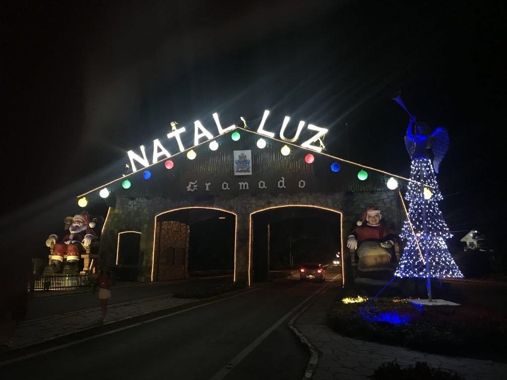 Natal Luz em Gramado - RS