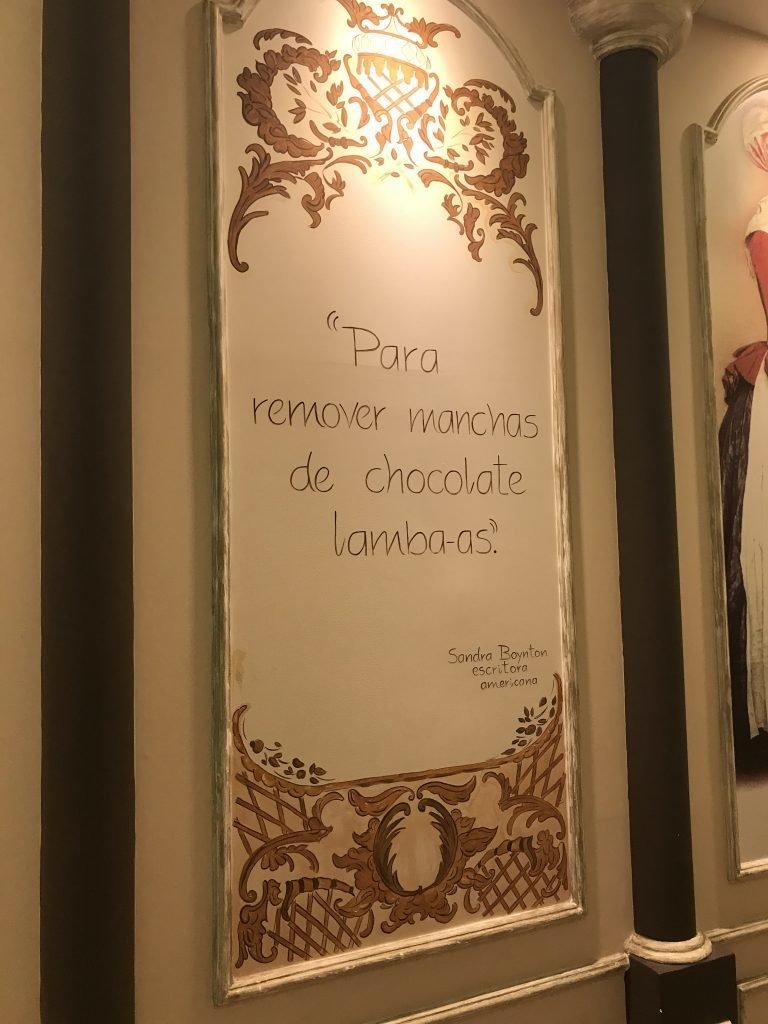 O Reino do Chocolate - Gramado