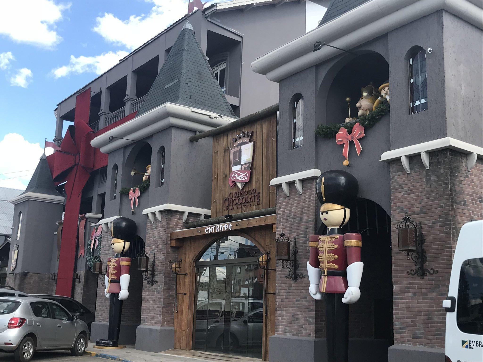 O Reino do Chocoltate - Caracol - Gramado