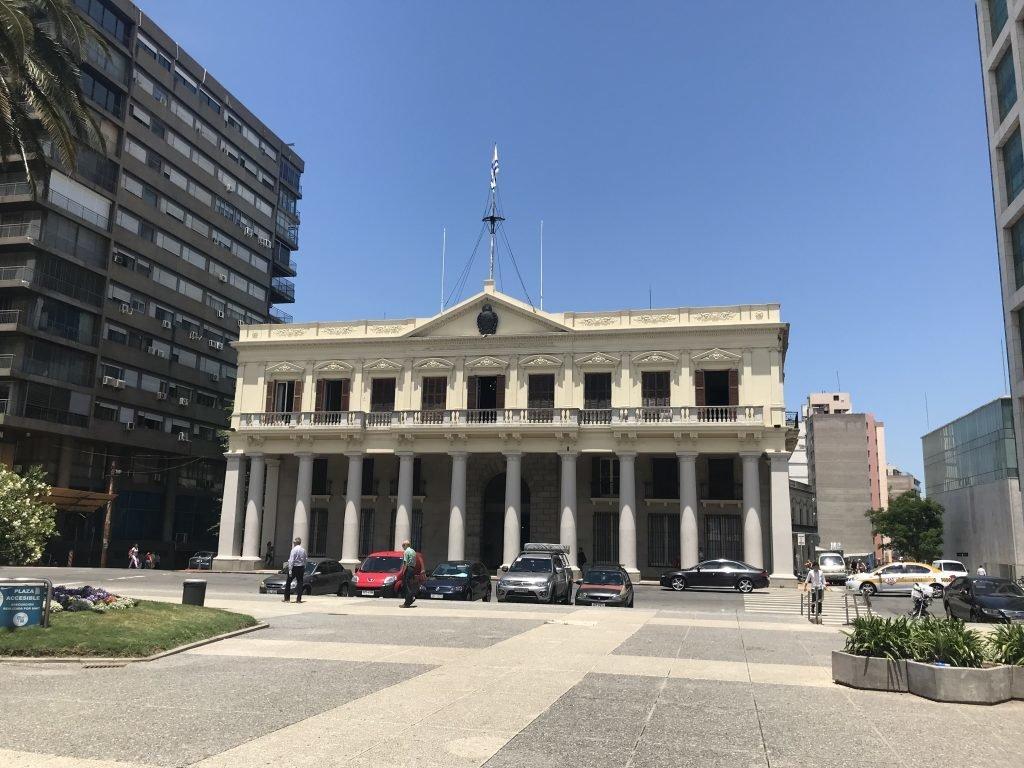 Palácio Esteves - antigo Palácio Presidencial