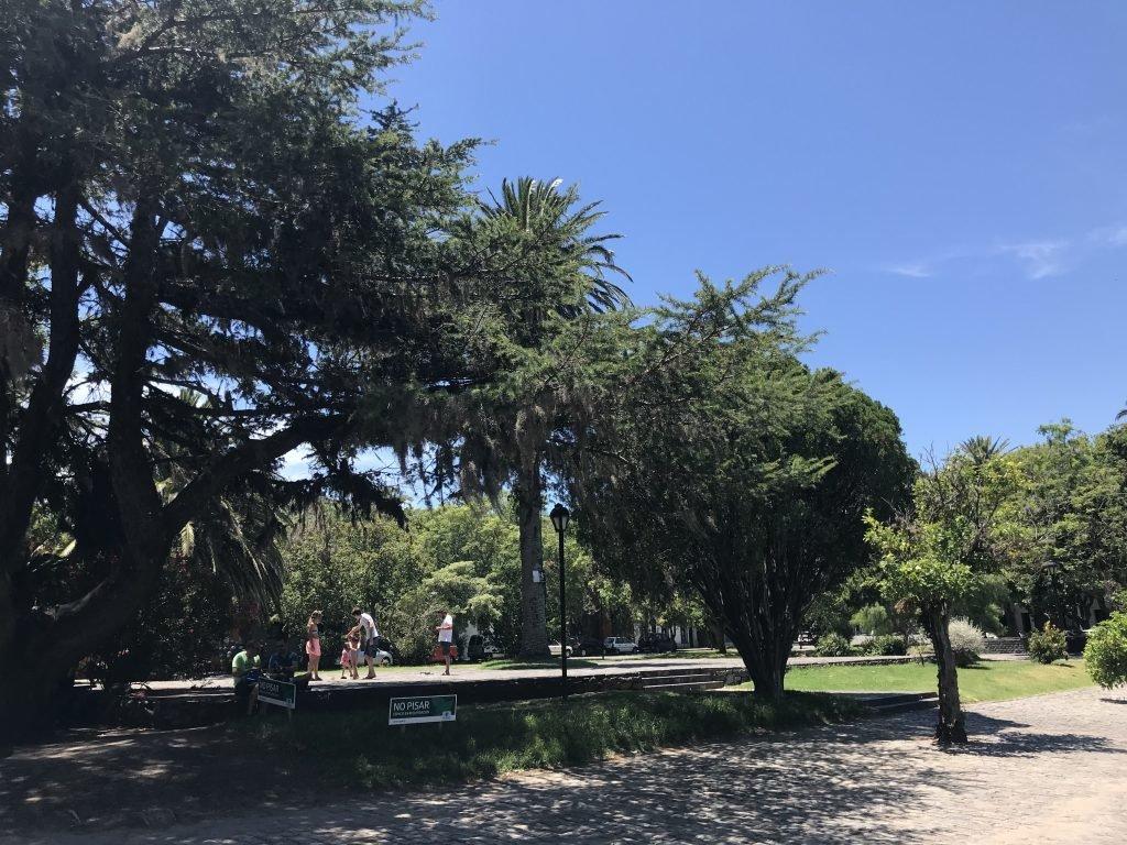 Plaza Mayor - Colônia do Sacramento