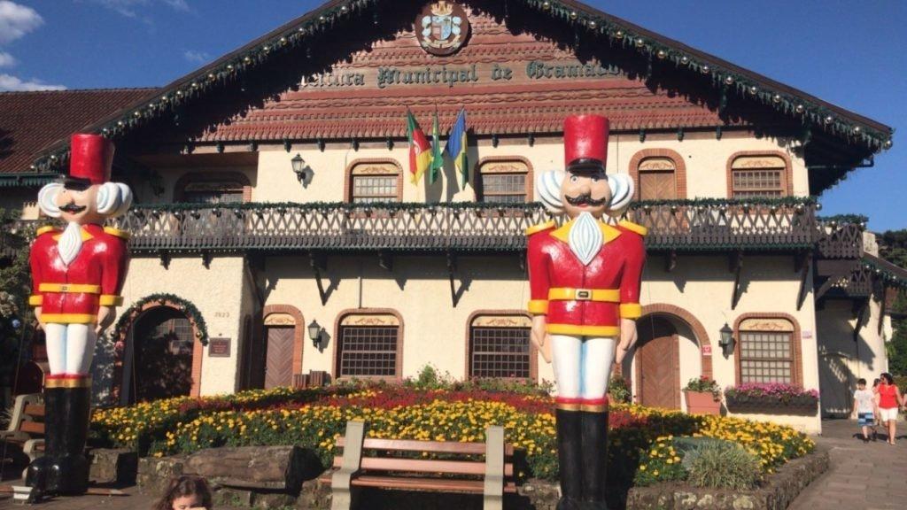 Prefeitura Municipal de Gramado - o que fazer em Gramado