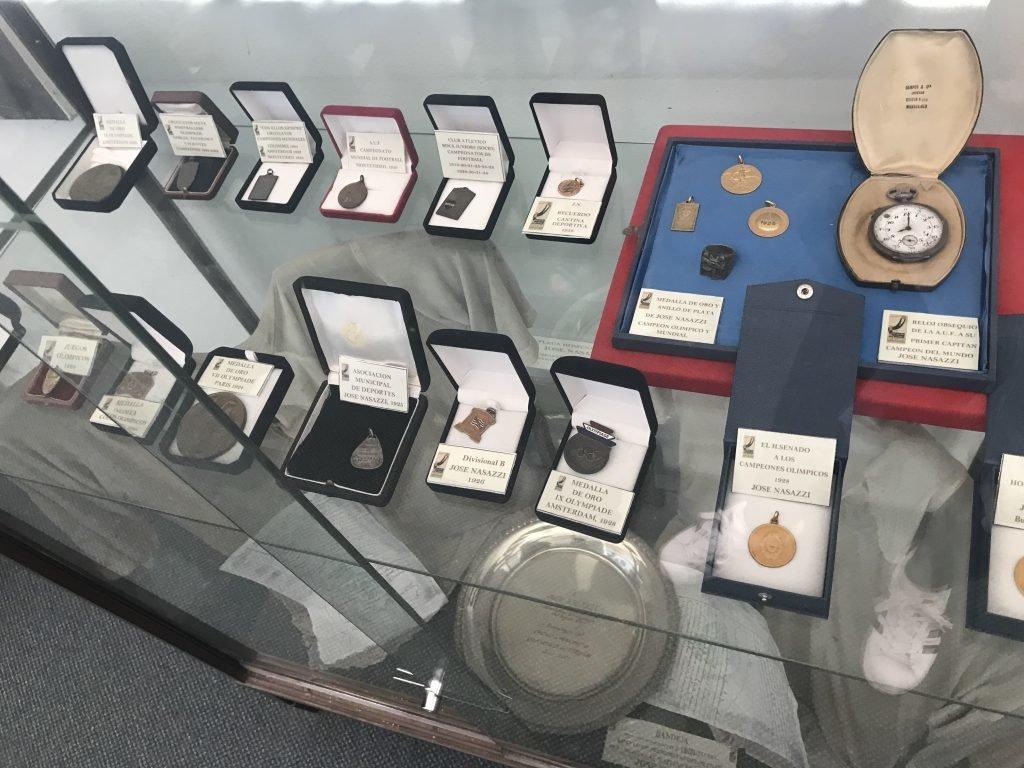 Museu do Futebol em Montevideu