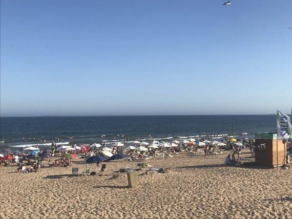 Praia Brava em Punta del Este