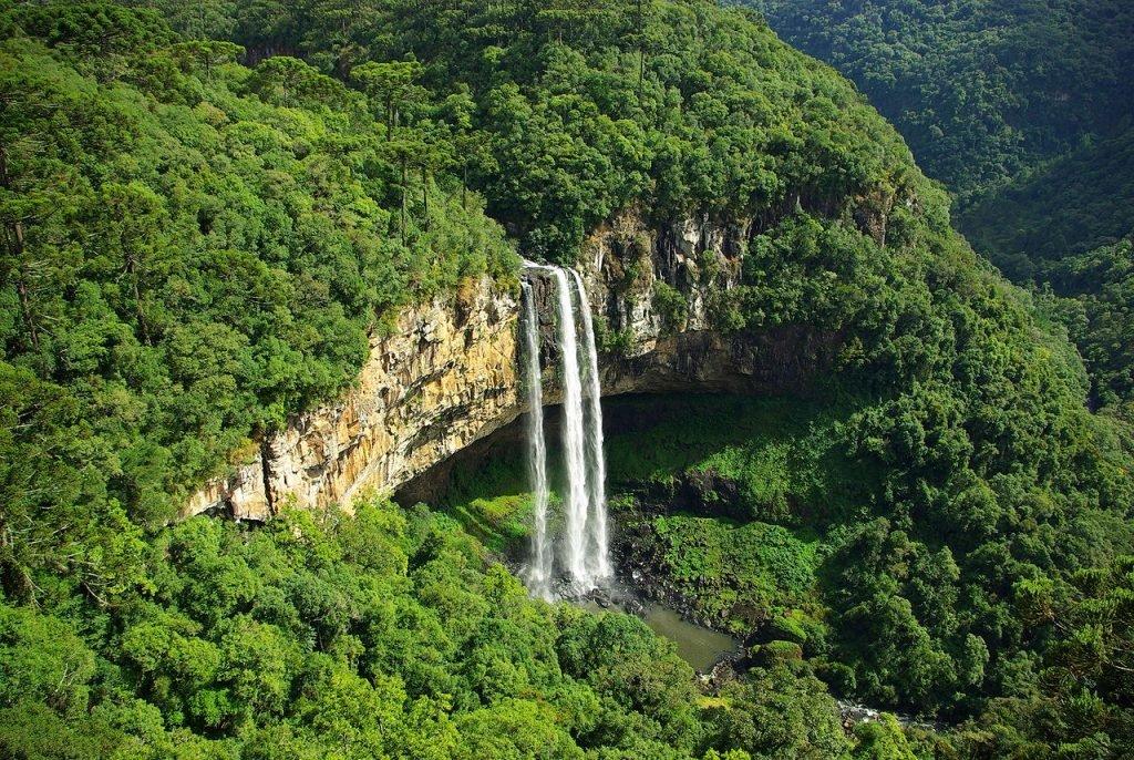 Cascata do Caracol - Canela - RS