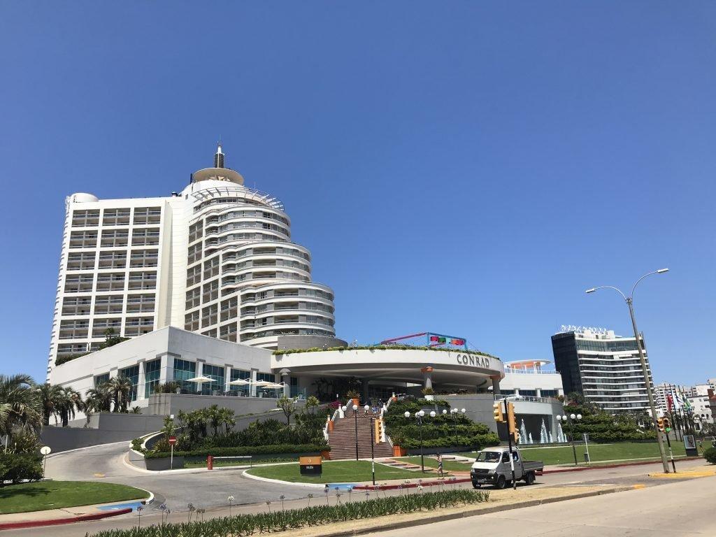 Conrad Hotel em Punta del Este - passeios em Punta del Este