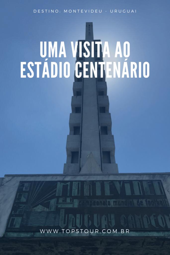 Estádio Centenário de Montevideu