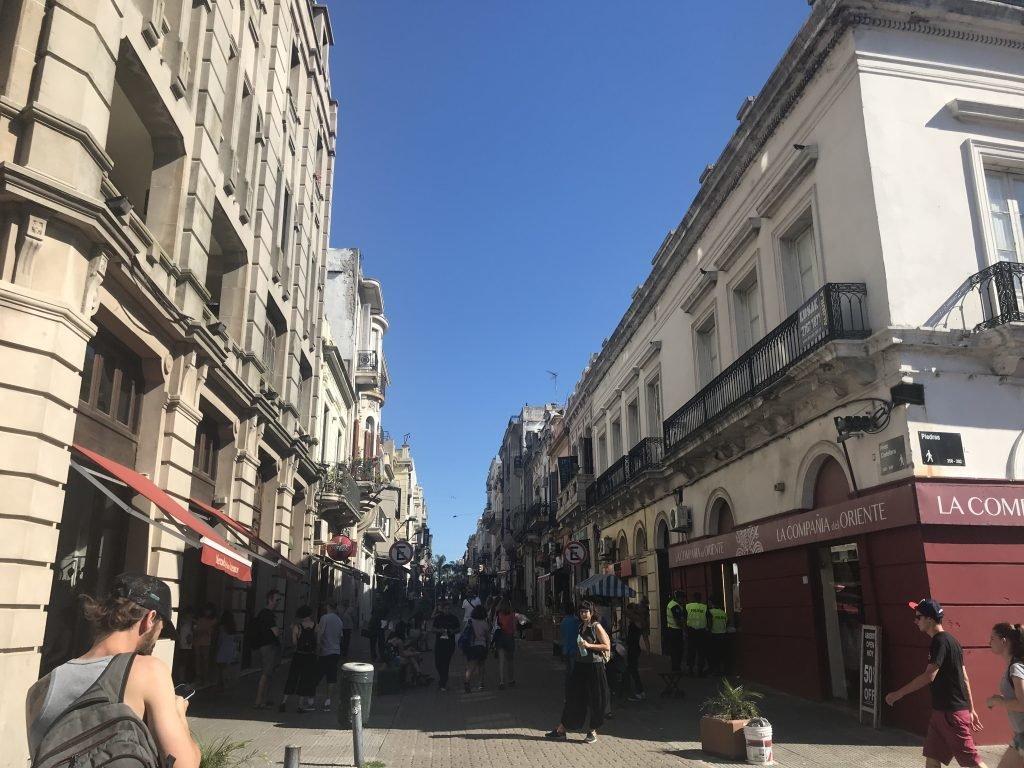 Comércio ao redor do Mercado do Porto