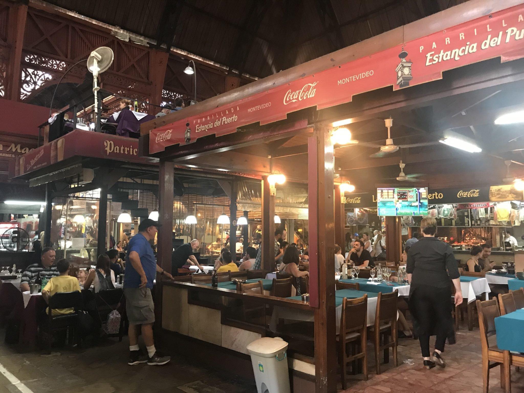O Mercado do Porto de Montevideo: ponto turístico e gastronômico