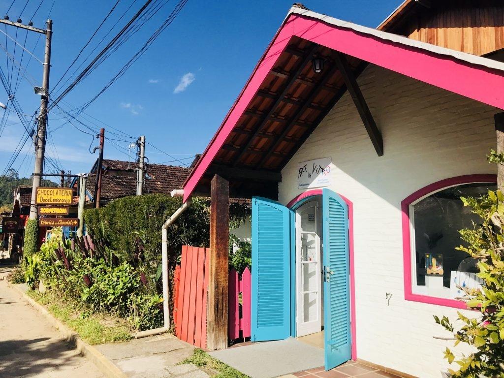 Visconde de Mauá - Vila de Maringá em Minas Gerais