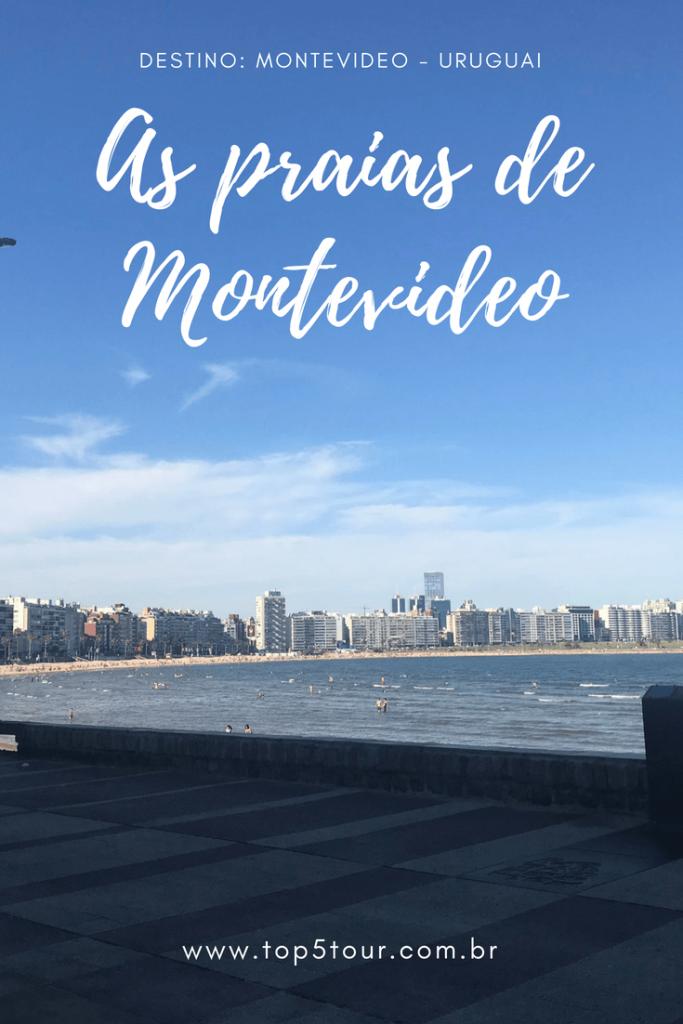 As praias de Montevideo